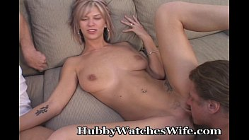and stranger mmf with hubby threesome wife a Pretty latina teen dp