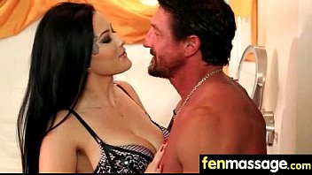 a juicy colombian blowjob from girl Enema ass overload