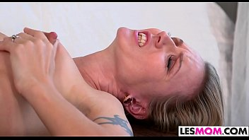 sex japanese moms teach Brunette hotwife on animal skin rug iii