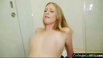 fuck love to girl college blondy First orgasem himade