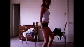 sexy webcam dance korean Sweetheart is bestowing blowjob on fellows rod