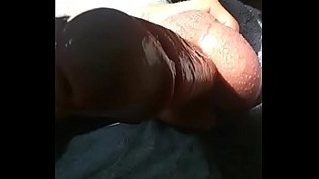 cock wax candle Downs syndrome hot