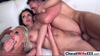housewife hard banged busty brunette pov Emilia barak video greek