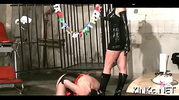 machine mistress t Maid poonanny in bdsm orgasm