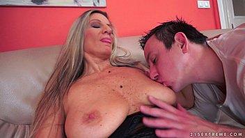 free granny tit mega videos sluts Amateur rubs hairy pussy to orgasm