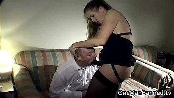 pov mistress slave Mistress domina her wife husband