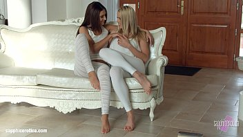 belladonna lesbian scenes Carmen her luscious chocolate tits