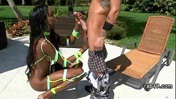 homemade rochester dalonda ebony black Mom son incest shower