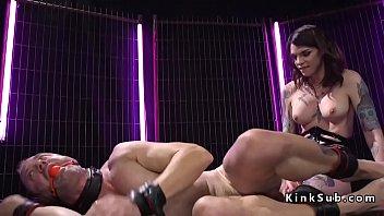 anal slave tied Madres que chupan pollas a sus bhyjos