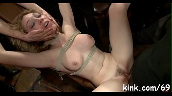 in milf 3some double french hot penetrated a Teenagers force brutal