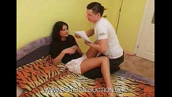 kitchen help sister brother in Master sissy sex slave