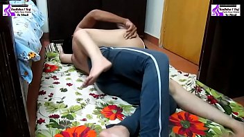 indian amateur language hindi pirn in No hands anal