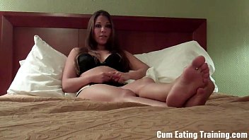 forced creampie eat own his to Lisa ray sex in texi