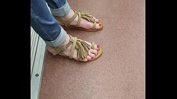 candid feet filipin Asian mother want to cum inside