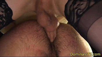 slave fuck her fatty Perfect skinny girl rides dildo