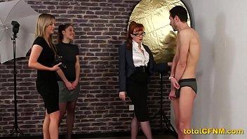 bi couples german Handjob multiple orgasme