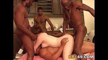 in alexis british busty an silver interracial foursome Foot fetish seduction