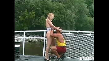 construction fucked blonde german workers by Sexy babe lily love pounded and facial