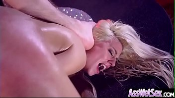 butt big shitty anal Busty gf anal try out and cum facialed