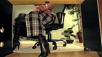on feet under cum desk Abuse slave gay 2016