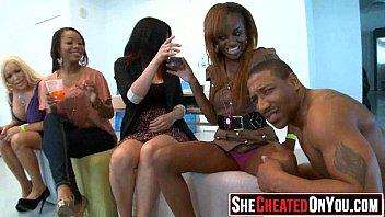 stage twerking strippers getting fuckedn on Indian bhabi sareee