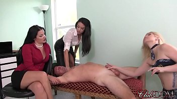 guardess drained by Krystal de boor hd facial