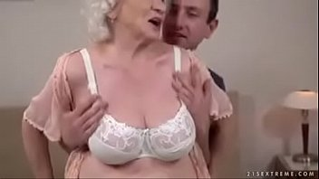 panty pee granny They love to play with his penis