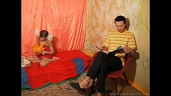 sleeping daughter room father India stepmom and son