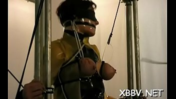 d bondage man Japan table masturbation