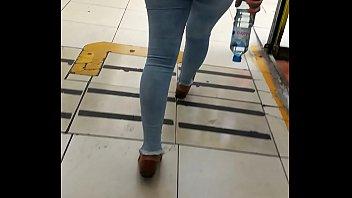 blue jean miniskirt Daniela da lecco