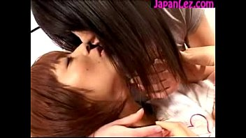 cute rei2 japanese Brother jerk in front sister