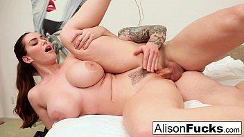 alison on her tyler husband cheats Kira eggers strapon
