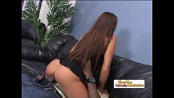 lingerie in cheyenneis her black hot Mmf bi threesome cumshots