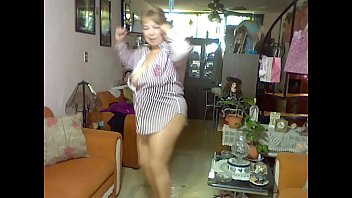 blouse removing saree Ebony striptease and pussy creampie