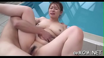 real asian tits train milked milf on Climax color shemale