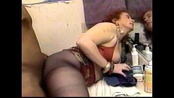 black young older sucking white cock woman love facial Coroa magra top10