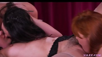 scandal video lesbian and download Black man sucking big tits