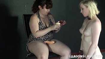 abuse coupl slave girl bi Anal 3d and they moan